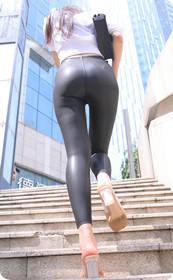 极品牛仔热裤美女